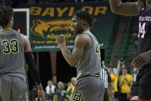 College Basketball Odds Baylor Davion Mitchell