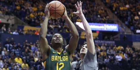 College Basketball Odds - Baylor - Jared Butler