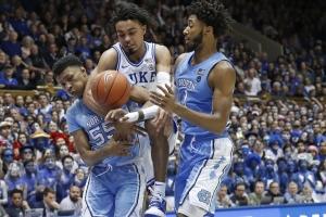 College Basketball Picks - Duke Tre Jones