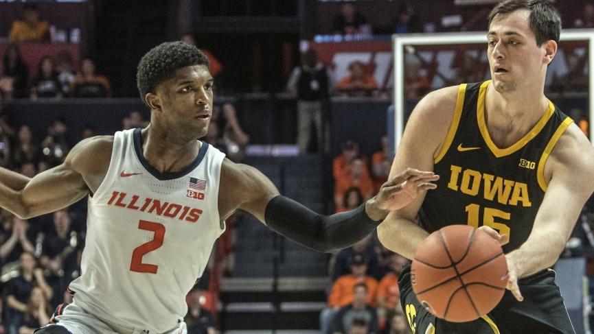 Iowa Hawkeyes Futures Odds