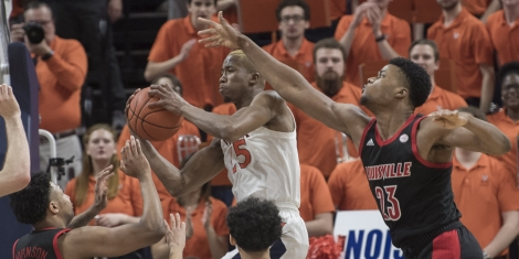 College Basketball Picks Virginia Mamadi Diakite