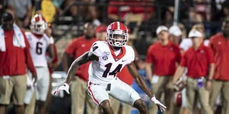 Georgia Bulldogs Futures Odds