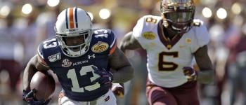 College Football Picks Auburn Javaris Davis