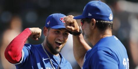 MLB Picks Blue Jays Dave Hudgens