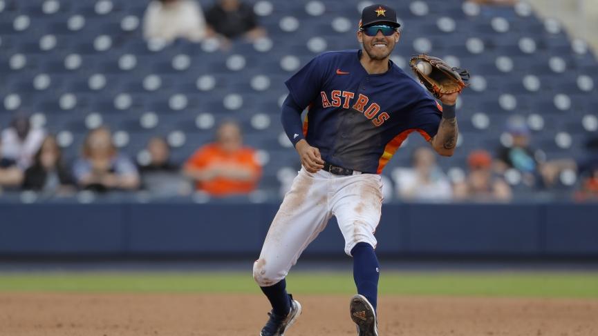 Houston Astros Futures Odds