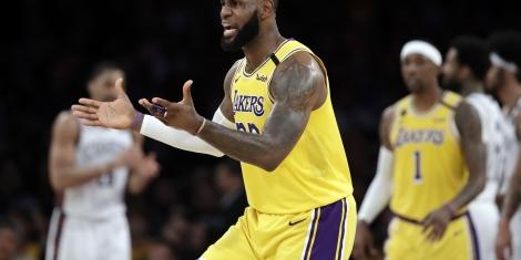 LA Lakers Championship Odds