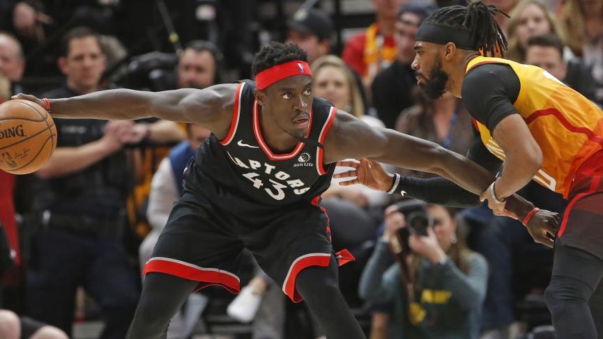 NBA Odds Toronto Raptors Pascal Siakam