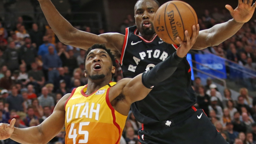 NBA Picks - Utah Jazz - Donovan - Mitchell
