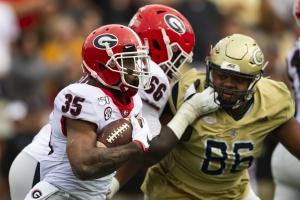 Georgia Bulldogs College Football Odds