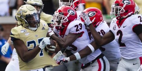 Georgia Bulldogs Odds
