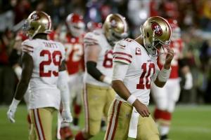 San Francisco 49ers Odds