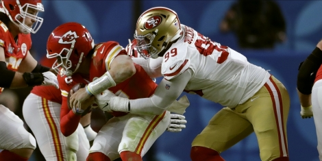NFL 49ers Futures Odds