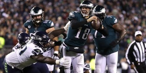 NFL Picks Eagles Football