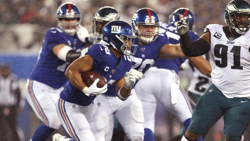 New York Giants NFL Draft Odds