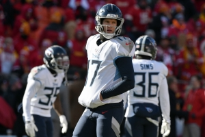 Tennessee Titans Odds
