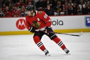 NHL Blackhawks Betting Odds