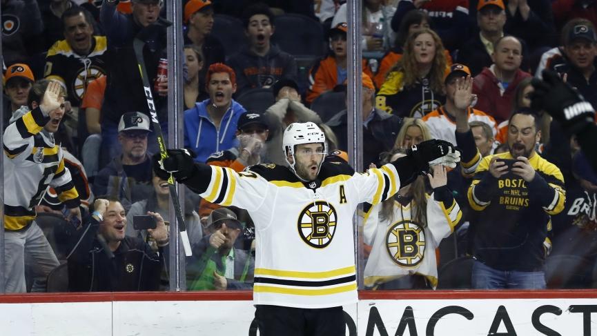 NHL Odds Boston Bruins