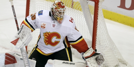 NHL Picks - Flames - Cam Talbot