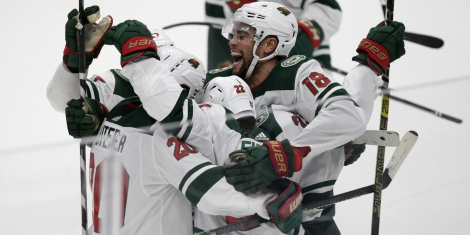 Wild Odds to Win Stanley Cup