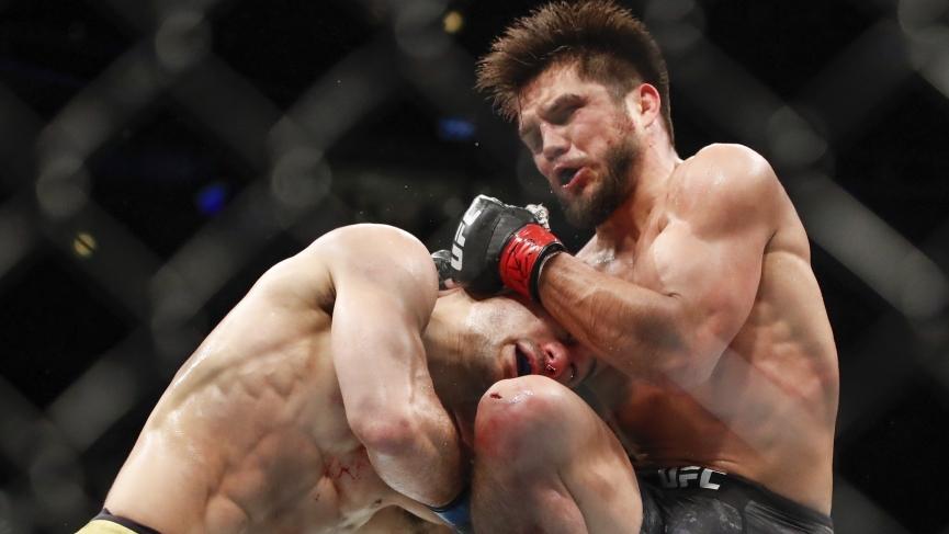UFC Odds Henry Cejudo