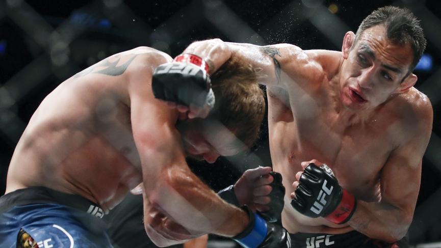 Tony Fergueson UFC Odds