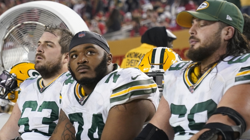 NFL Odds Green Bay Packers