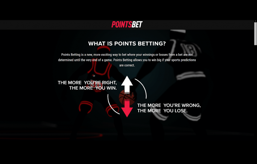 what is points betting?