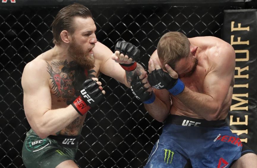UFC BETTING TRENDS MCGREGOR CERRONE