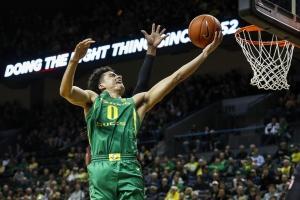 College Basketball Odds Oregon Will Richardson