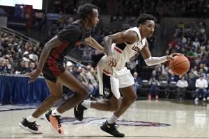 UConn Odds Christian VItal