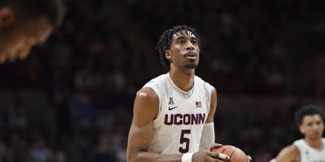 UConn Odds Isaiah Whaley