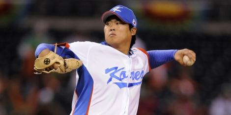 KBO Picks Eagles Rye Hyun jin