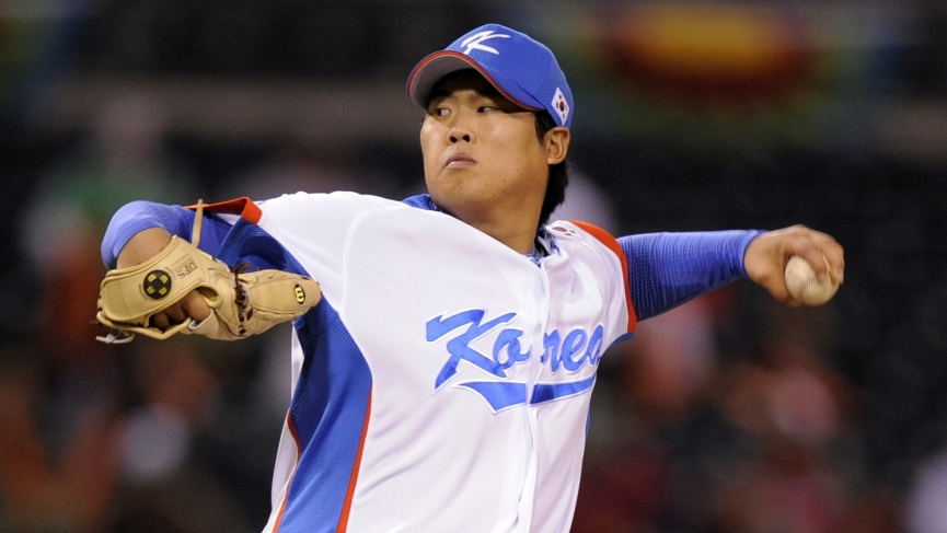 KBO Picks Eagles Rye Hyun jin