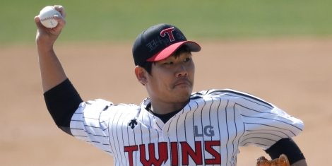 KBO Picks LG Twins Jeong-Chan-heon