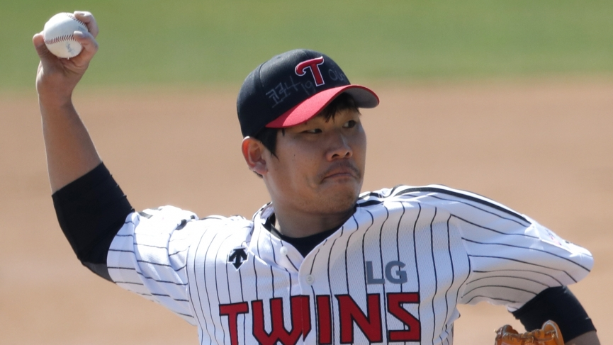 KBO Picks LG Twins Jeong-Chan-heon
