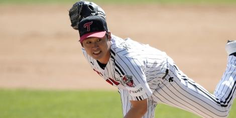 KBO Picks LG Twins Jin Hae soo