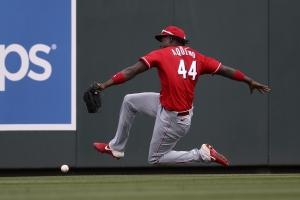 MLB Betting Reds Adristides Aquino