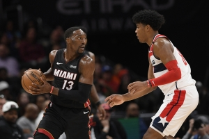 NBA Picks Miami Heat Bam Adebayo