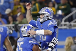Lions Odds to Win Super Bowl David Blough Tyrell Crosby