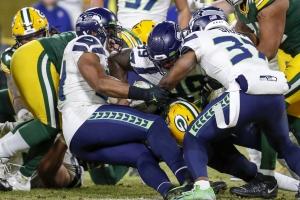 NFL Betting Seattle Seahawks Aaron Jones
