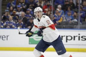 NHL Betting Florida Panthers Josh Brown