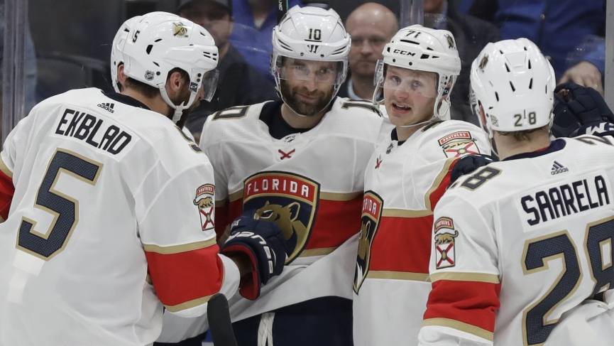 NHL Betting Florida Panthers