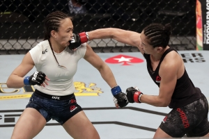 UFC Odds betting Trends Esparza vs Waterson