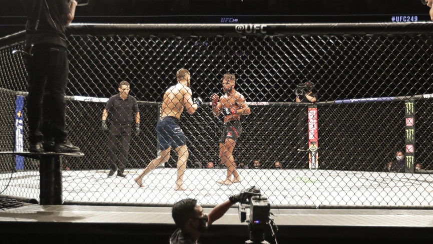 UFC Odds - Betting Trends Katttar vs Stephens
