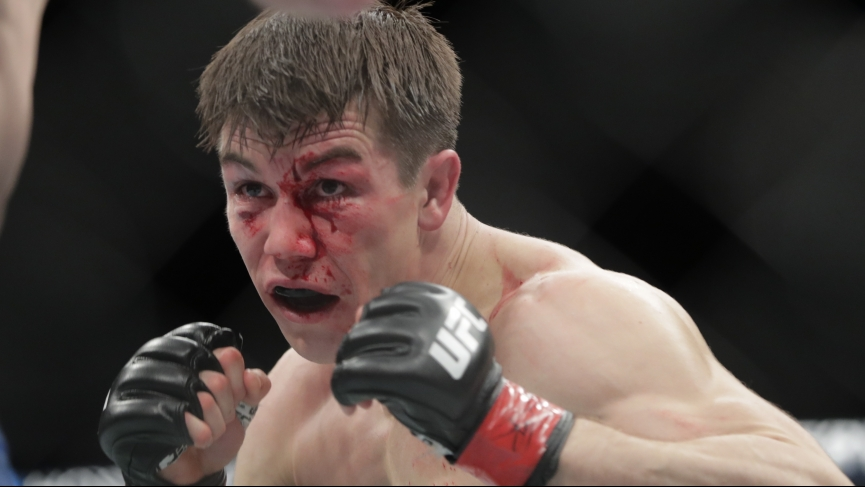 UFC Odds Alexander Hernandez