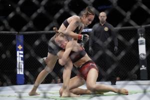 Shevenko vs Chookagian UFC FIght Night 176