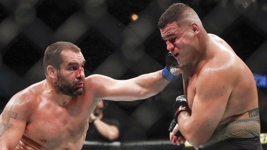 UFC Fight Night Picks Blagoy Ivanov