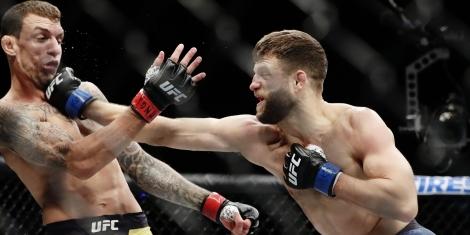 UFC Betting Calvin Kattar