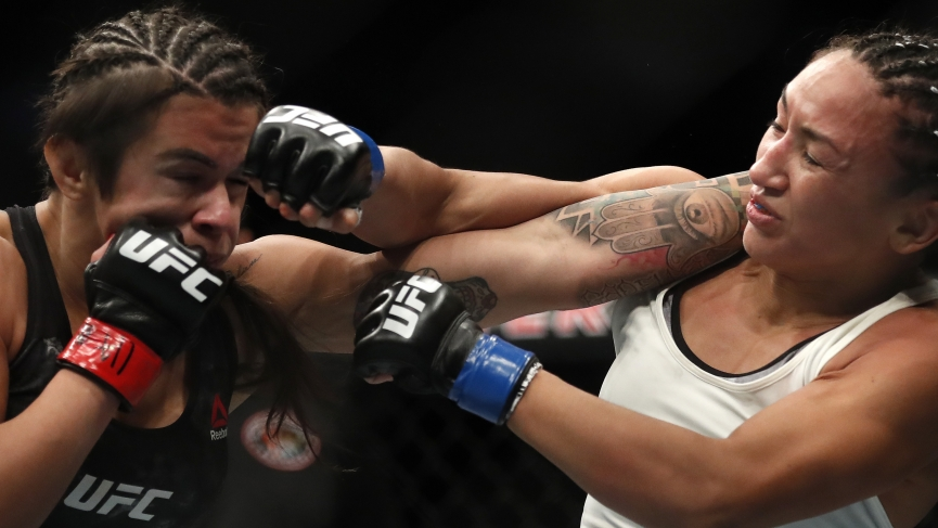 UFC 249 Picks Carla Esparza
