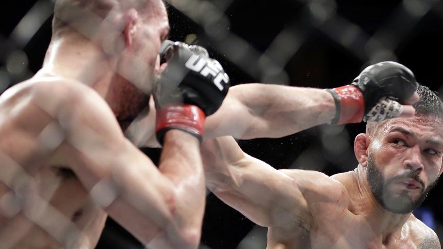 UFC picks Fight Night Dan Ige